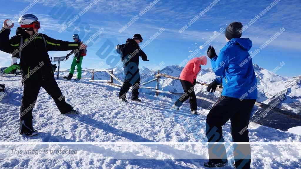 Erlebnisreiche Skifahrt nach Südtirol
