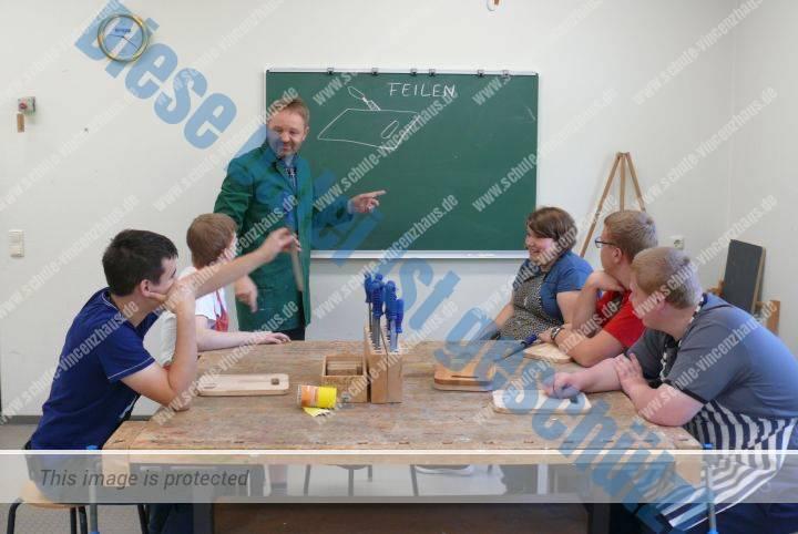Unterricht in der Abschlussstufe