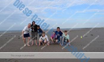 Erlebnisreiche Inselfahrt 2017 nach Wangerooge