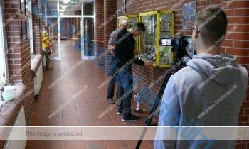 Filmprojekt der AB-Schüler geht in die heiße Phase