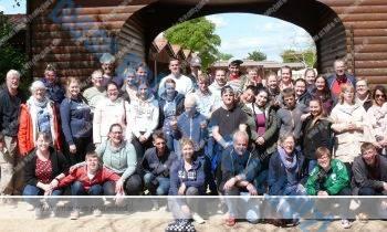 Reiseblog: Internationale Stimmung in Taizé, Frankreich