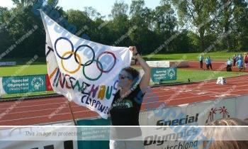 """Nationale Meisterschaften """"Special Olympics"""" in Kiel"""