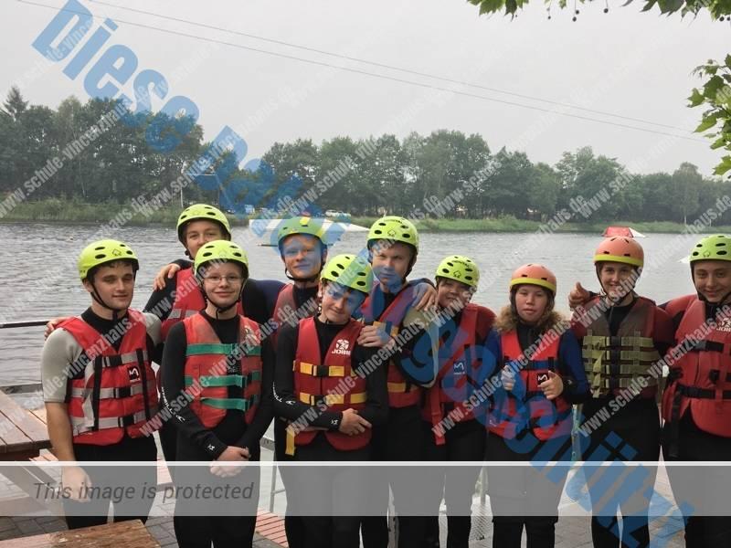 Wassersporttag am Alfsee