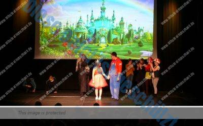 Gemeinsames Theaterprojekt! Der Zauberer von Oz