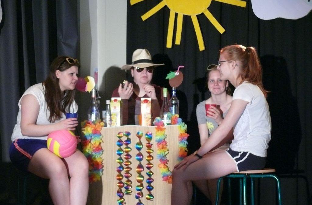 Mini-Musical mit der BBS am Museumsdorf