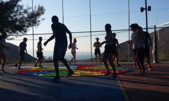 Internationale Schülerbegegnung in Griechenland