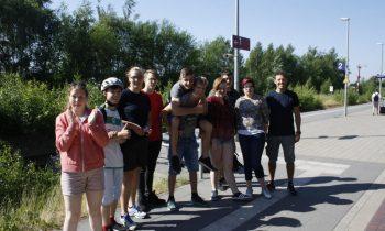 Reiseblog: Fahrrad-AG auf großer Tour…