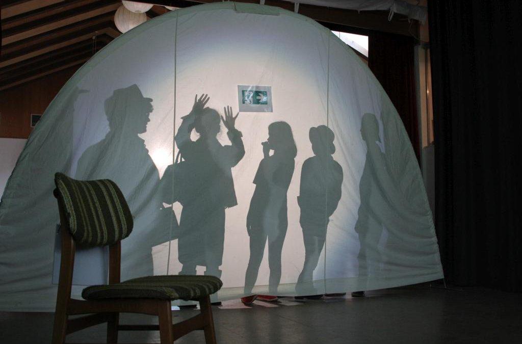 Inklusives Theaterstück mit dem Gymnasium ULF