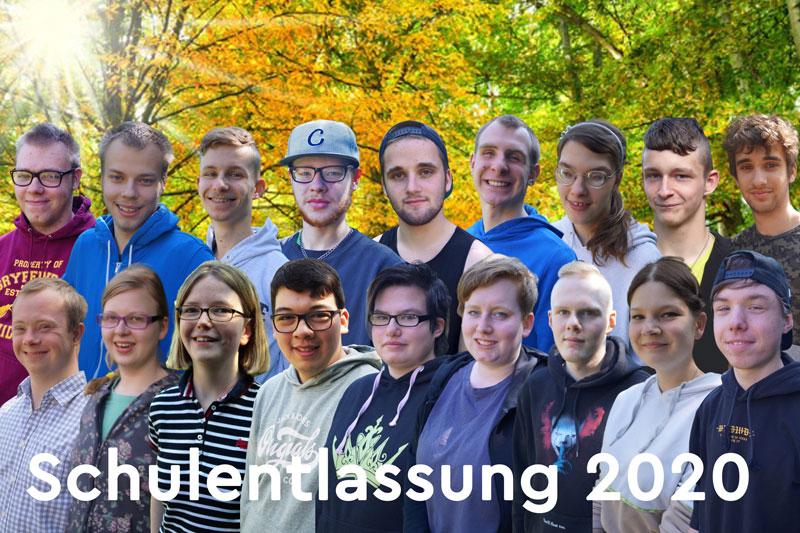 17 Schüler aus dem St.Vincenzhaus verabschiedet
