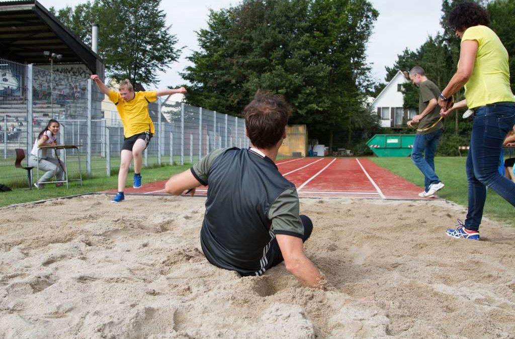 Bundesjugendspiele und Fun-Olympics